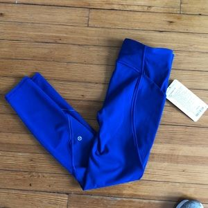 lululemon athletica Pants - Lululemon Gait Keeper 7/8 Tights 4